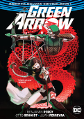 Green Arrow: Rebirth Deluxe Edition Book 1