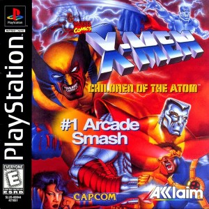 Download X-Men Children of the Atom Torrent PS1