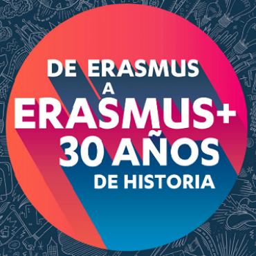 30 AÑOS ERASMUS+