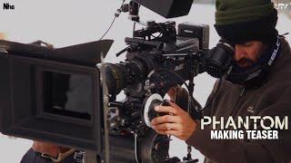 Making Teaser | Phantom | Saif Ali Khan and Katrina Kaif | Releasing August 28