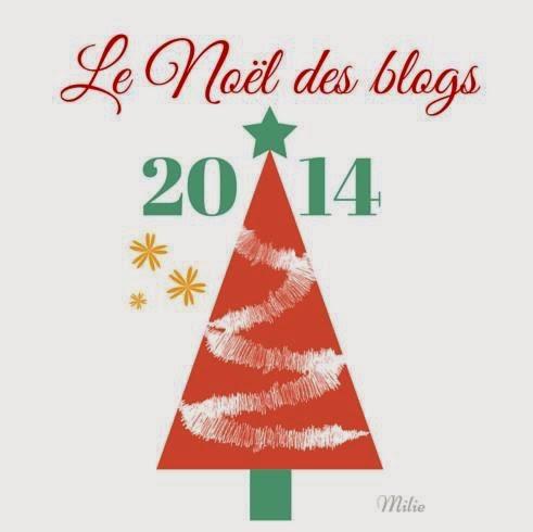 Le Noël des Blogs 2014, milie c'es quoi ce bruit, happy journal, noel, défi