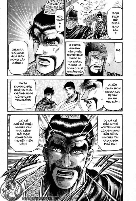 Chú bé rồng-Ryuuroden chap 37 Trang 29 - Mangak.info
