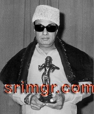 'Makkal Thilagam' MGR 4