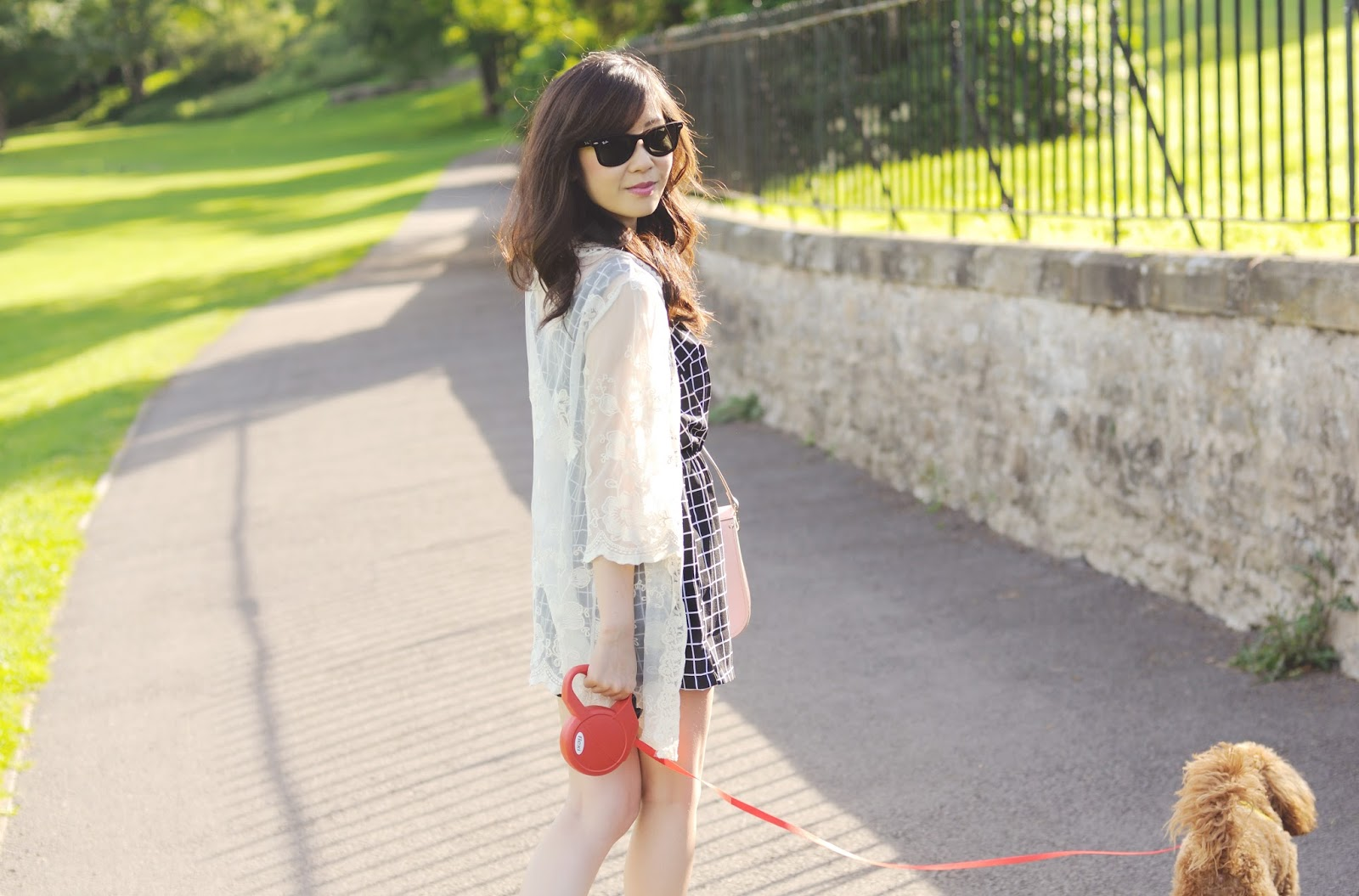 how to style a white kimono, how to wear a white kimono this summer