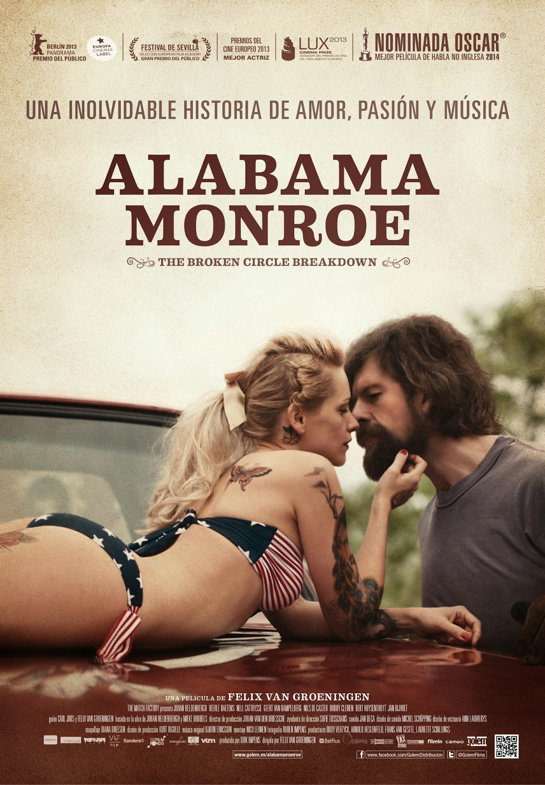 Alabama Monroe (2012)