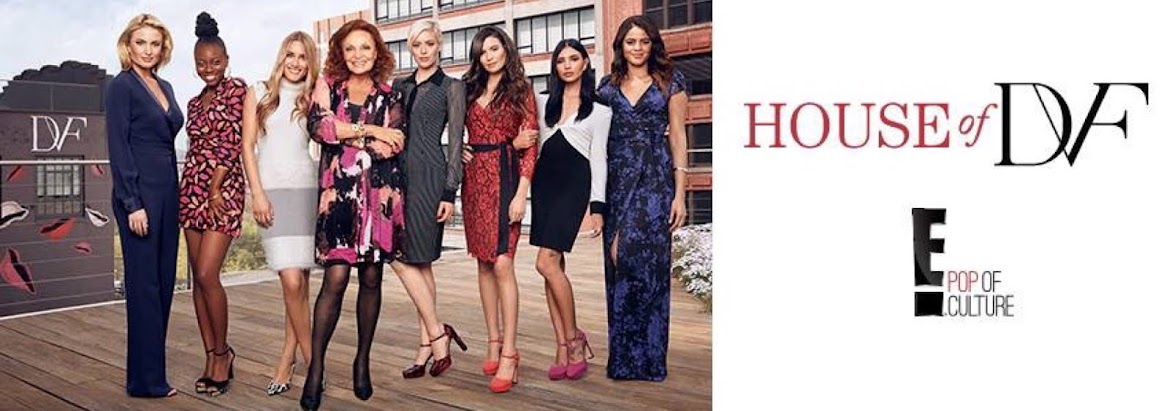 House Of DVF on E!