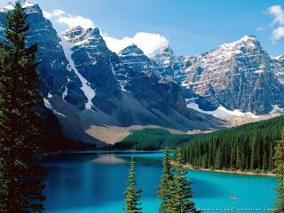 foto keindahan alam kanada