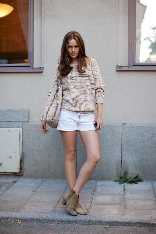tricot-com-pontos-largos