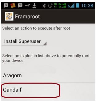 Cara Root Smartfren Andromax I2