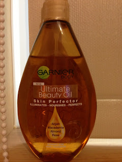 Garnier Ultimate Beauty Oil