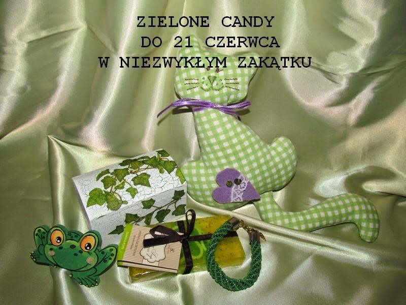 Candy w Niezwykłym Zakątku