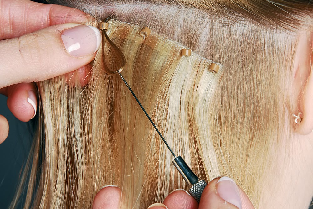 Hair Weave is a long, permanent technique of attaching viable hair ...