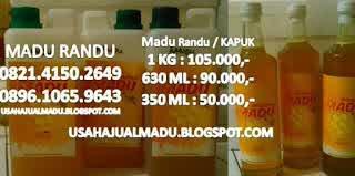 Juragan Madu Asli 0858-6507-9257