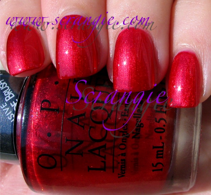 Scrangie: OPI Russian Collection Fall 2007