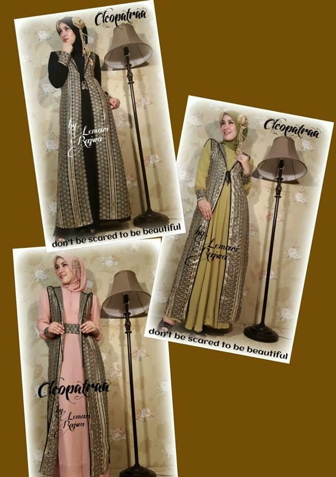 Gambar Baju Gamis Modern