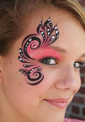 Beautiful Face Painting