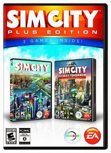 Torrent Super Compactado SimCity Deluxe Edition with Cites of Tomorrow PC