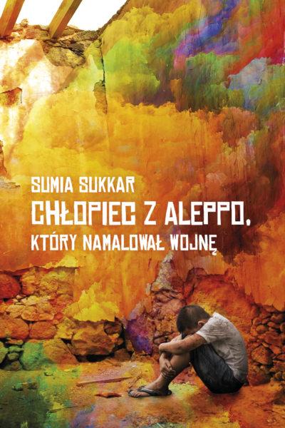 """""""Chłopiec z Aleppo, który namalował wojnę"""""""
