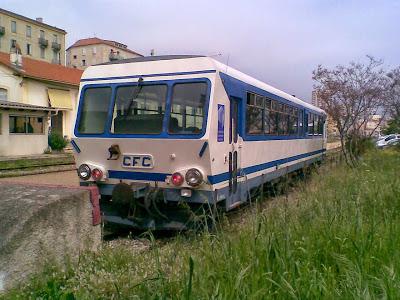Train de Corse - Trinichellu