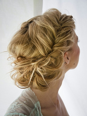 Peinados 2014 recogidos para fiestas