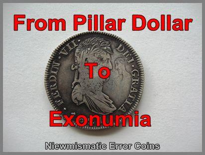 Exonumia.