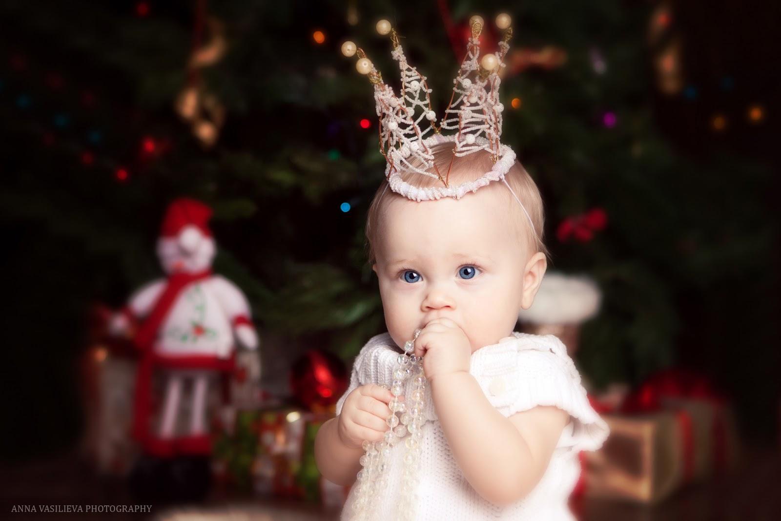 Идеи новогодняя фотосессия ребенку фото