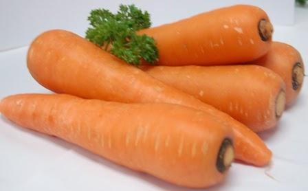 Cách trị tàn nhang bằng cà rốt siêu hiệu quả