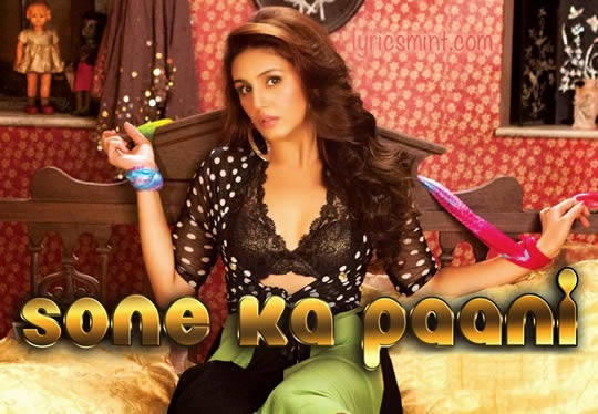 Sone Ka Paani from Badlapur - Huma Qureshi