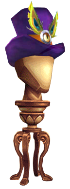 Pirate101 Captain Swing's Hat (Luddite's Topper)