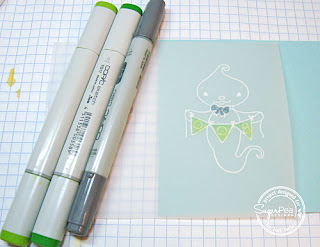 Coloring on Vellum Tutorial-by Lori Tecler/Inking Aloud-stamps from SugarPea Designs
