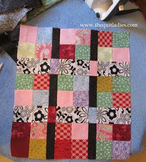 Quilter's Valentine Quilt Pattern