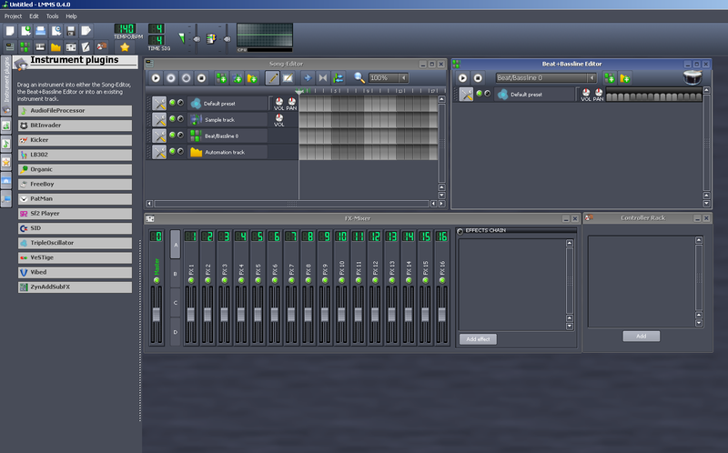best music production tools linux
