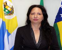 Vereadora Sandra