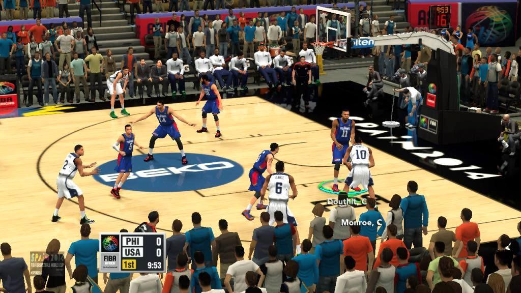 FIBA 2K14 Africa Mod