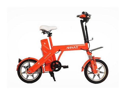 QUATTROCW Electric Bicycle