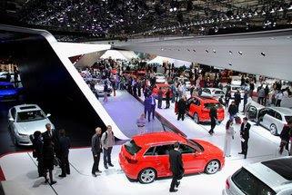 Mondial de l'Auto 2012 : Audi lance la visite 360°