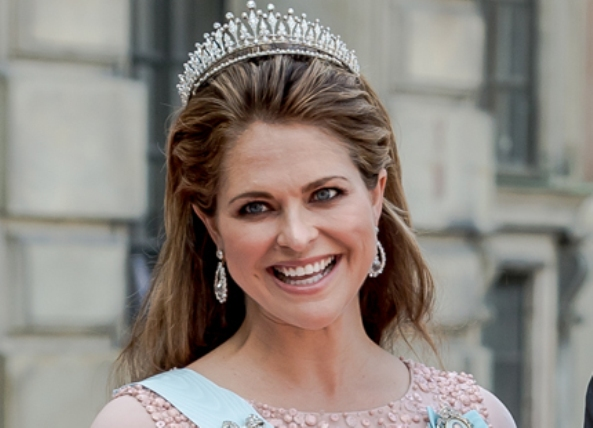 Princess Madeleine Of Sweden Gives Birth To A Son