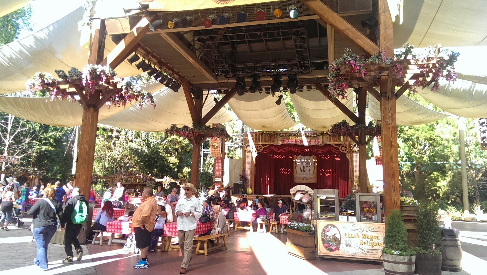 Springtime Roundup at Disneyland's Big Thunder Ranch