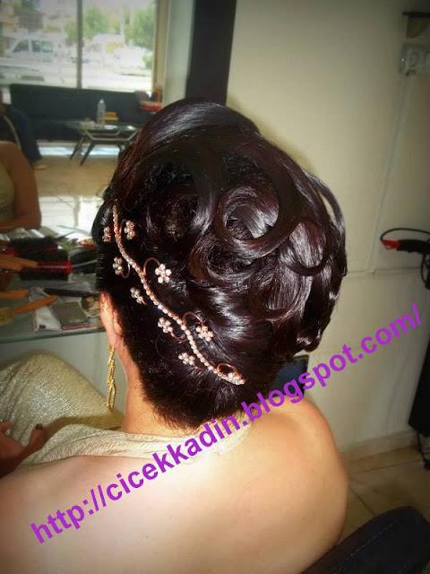 8843 682302295128575 647096422 n+ +Kopya Düğün Saçları, Gelin Saçları