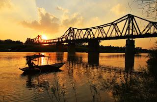 Long Bien bridge now