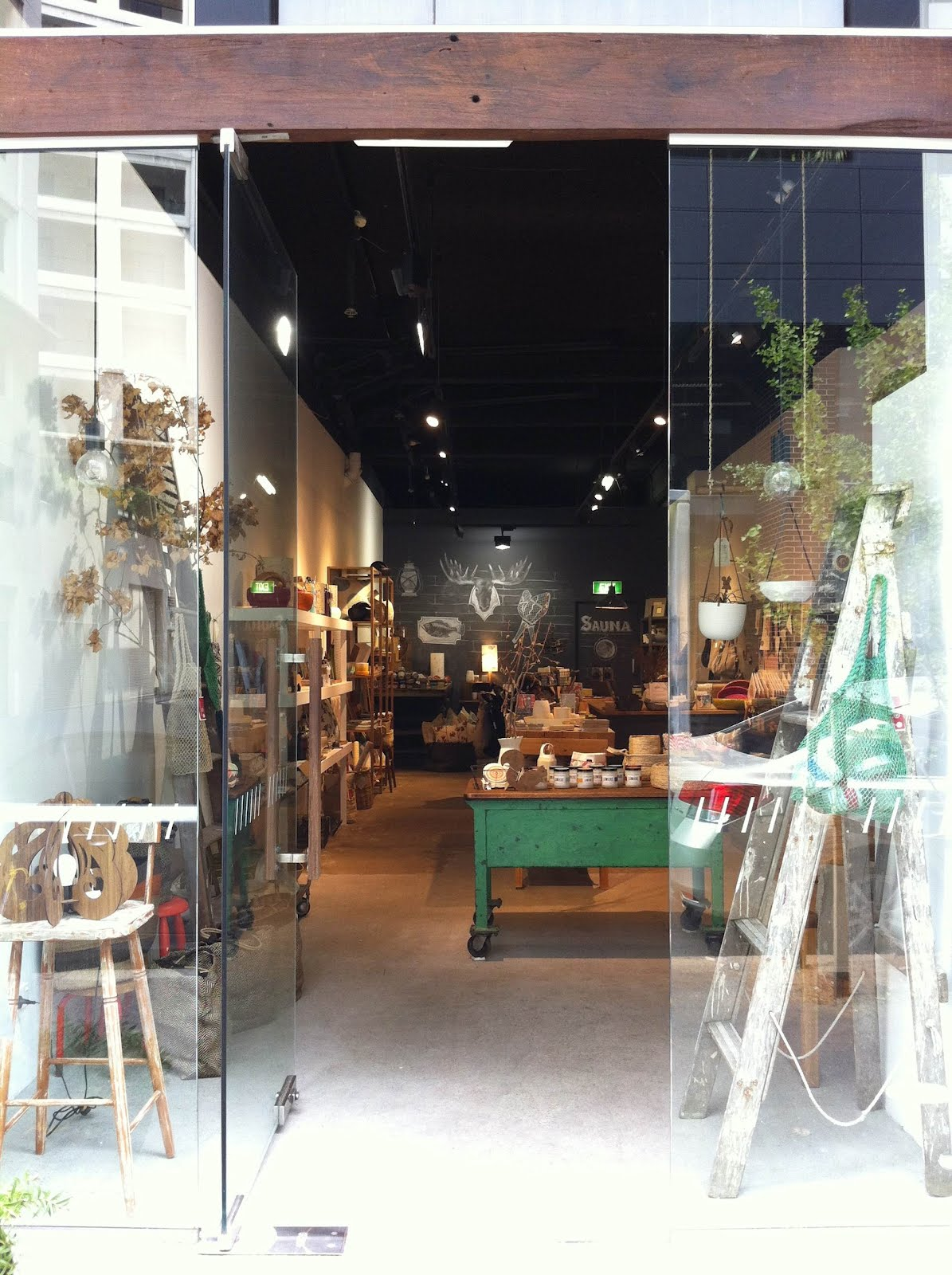 Daily Imprint Interviews On Creative Living Shop Owner