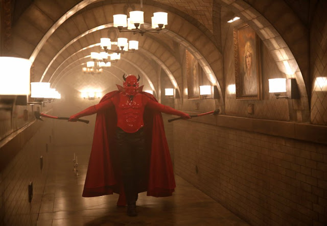 Imágenes promocionales y argumento del 1x06: 'Seven Minutes in Hell'