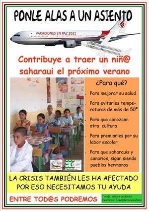 """CAMPAÑA """"VACACIONES EN PAZ 2011"""