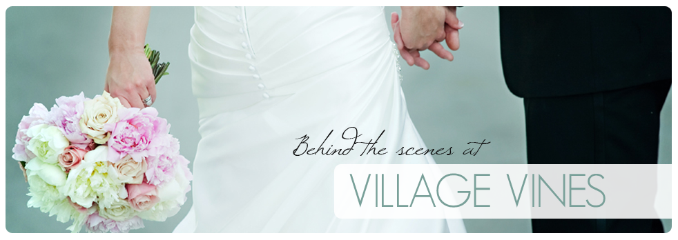 Village Vines Blog : Behind the Scenes