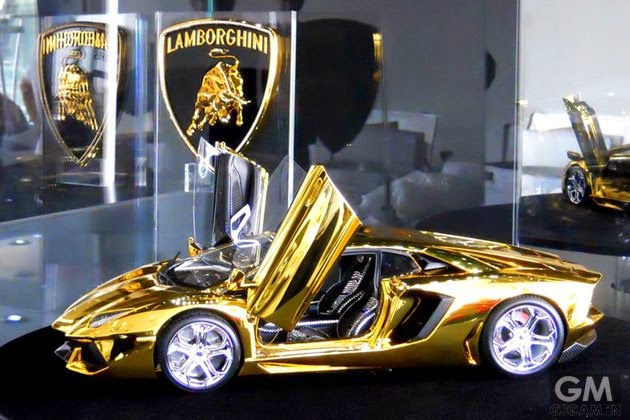 Lamborghini $ 7.5 million high achieving