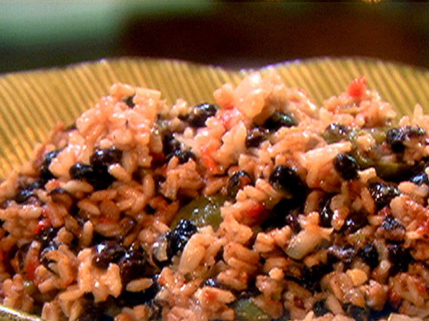 how to make white rice with cuban black beans arroz moro