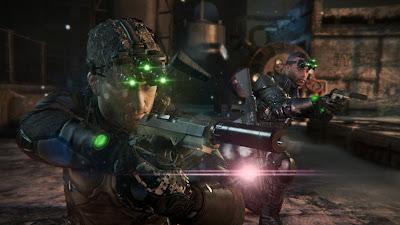 Splinter Cell Blacklist Trailer