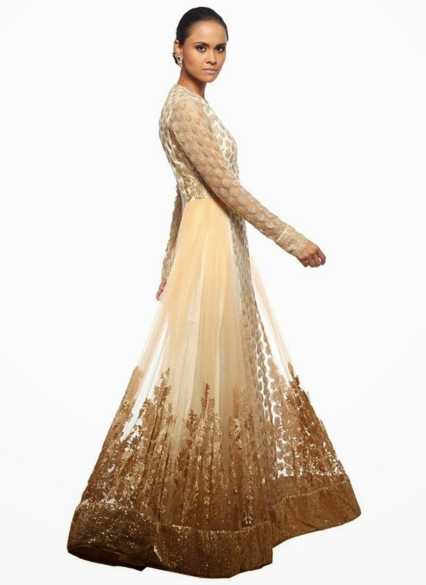 Designer Neeta Lulla Launches Her Festive Gold Collection of 8 ...
