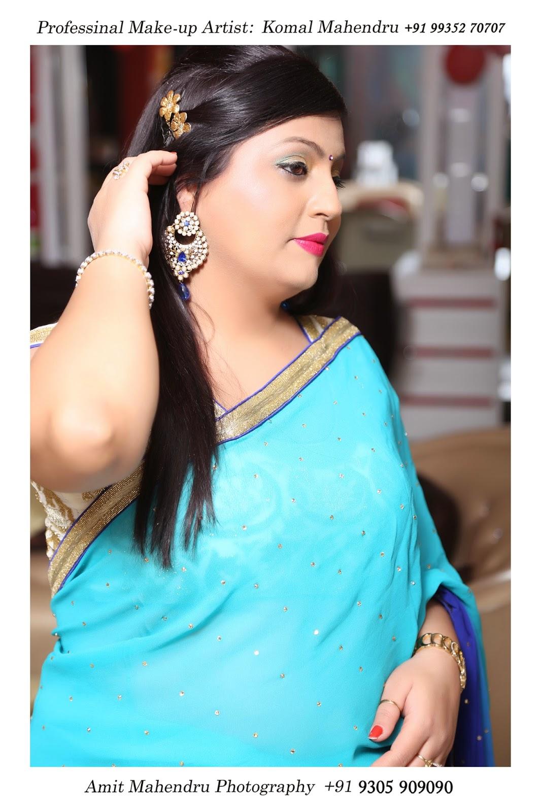 Komal mahendru s professional makeup lucknow india bridal makeup - Best Makeup Artist In Lucknow By Komal Mahendru