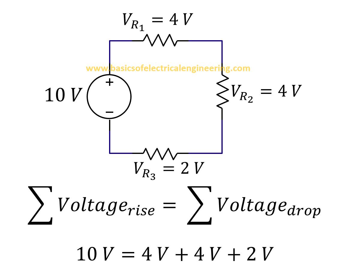 kirchhoff u0026 39 s voltage law